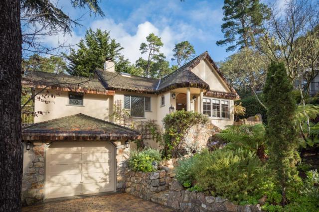 0 NW Corner Of Monte Verde & 2nd Avenue, Carmel, CA 93923 (#ML81690499) :: The Kulda Real Estate Group