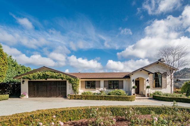 26269 Mesa Pl, Carmel, CA 93923 (#ML81690873) :: Brett Jennings Real Estate Experts