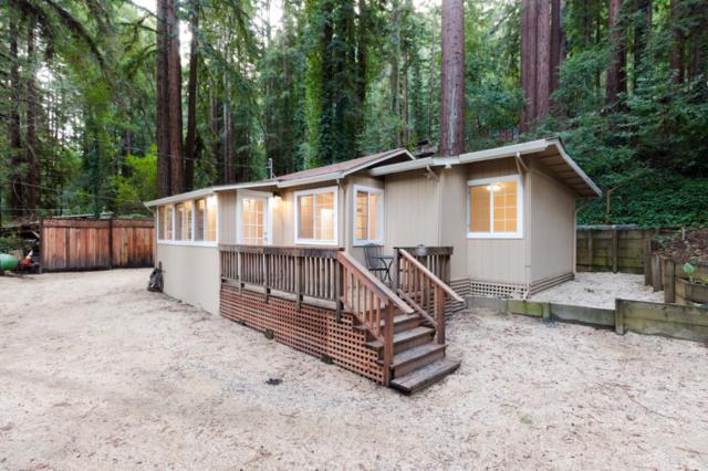 711 River Dr, Boulder Creek, CA 95006 (#ML81690994) :: The Goss Real Estate Group, Keller Williams Bay Area Estates