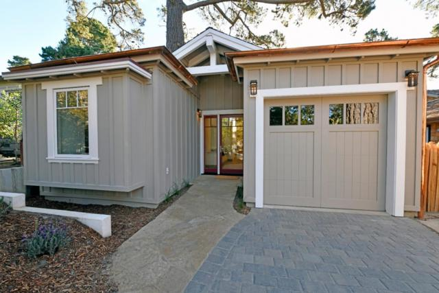 0 Vizcaino 10 Se Of Mountain View, Carmel, CA 93921 (#ML81691008) :: The Kulda Real Estate Group