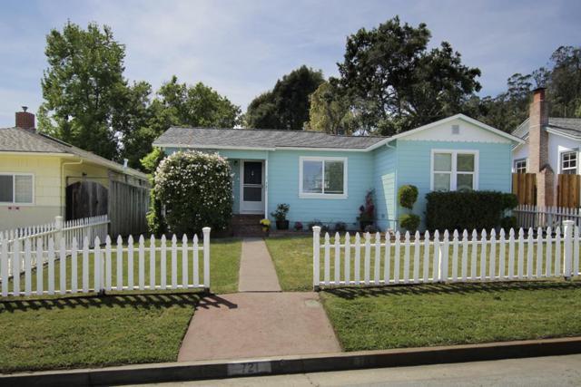 721 San Juan Ave, Santa Cruz, CA 95065 (#ML81691192) :: Brett Jennings Real Estate Experts