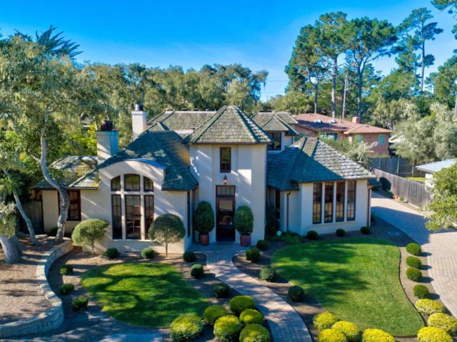 2968 Crescent Rd, Pebble Beach, CA 93953 (#ML81691221) :: Brett Jennings Real Estate Experts