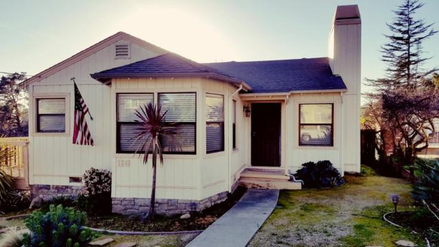 119 Camino Del Sol, Santa Cruz, CA 95065 (#ML81691377) :: Brett Jennings Real Estate Experts