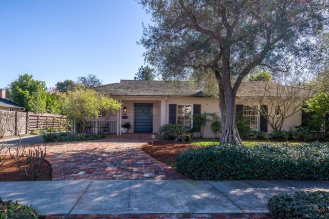 460 Washington Ave, Palo Alto, CA 94301 (#ML81691638) :: Brett Jennings Real Estate Experts