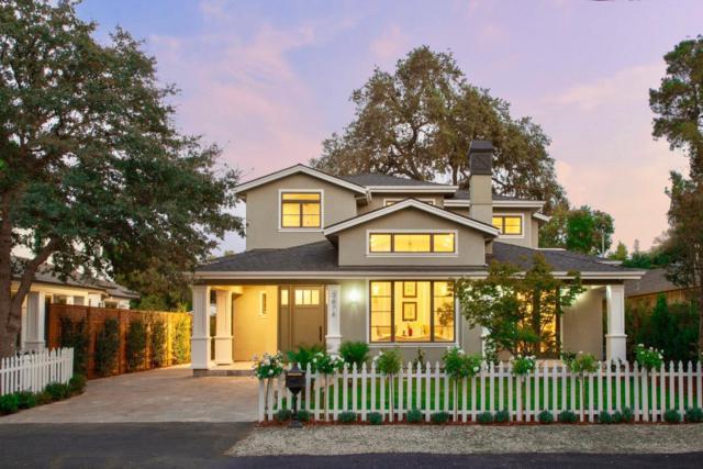 3878 Magnolia Dr, Palo Alto, CA 94306 (#ML81691792) :: Brett Jennings Real Estate Experts