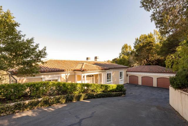 260 Woodridge Rd, Hillsborough, CA 94010 (#ML81691899) :: Brett Jennings Real Estate Experts