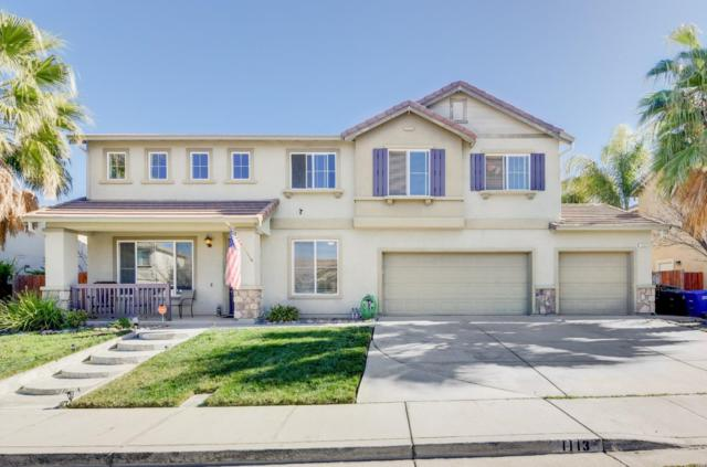 1113 Park West Dr, Pittsburg, CA 94565 (#ML81691971) :: Astute Realty Inc