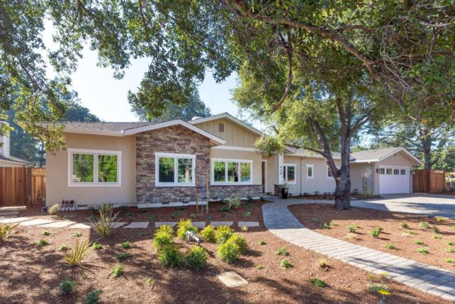 428 Hawthorne Ave, Los Altos, CA 94024 (#ML81692042) :: The Kulda Real Estate Group
