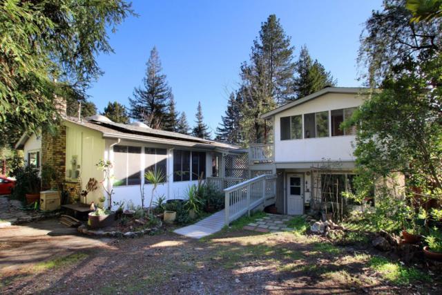 9175 Glen Arbor Rd, Ben Lomond, CA 95005 (#ML81692047) :: The Kulda Real Estate Group