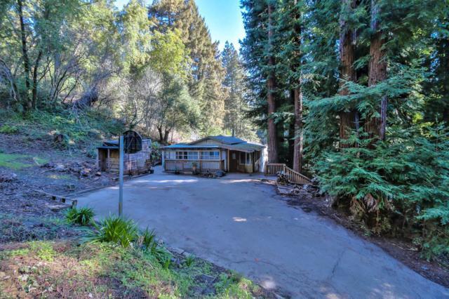 15215 Fern Ave, Boulder Creek, CA 95006 (#ML81692120) :: The Goss Real Estate Group, Keller Williams Bay Area Estates
