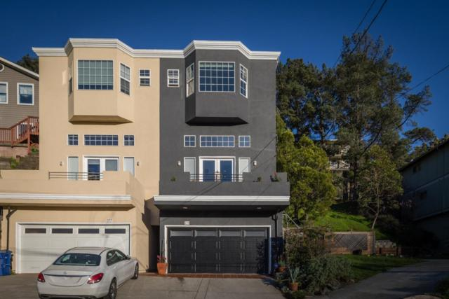 239 Tulare St, Brisbane, CA 94005 (#ML81692356) :: Brett Jennings Real Estate Experts