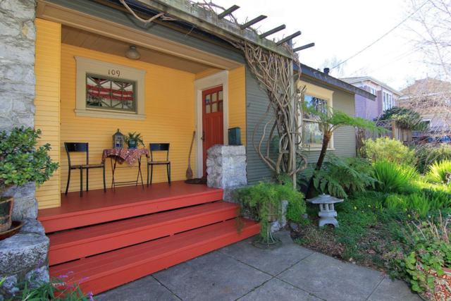 109 Escalona Dr, Santa Cruz, CA 95060 (#ML81692368) :: The Kulda Real Estate Group