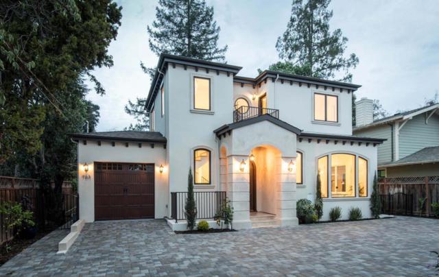 763 Cambridge Ave, Menlo Park, CA 94025 (#ML81692467) :: Astute Realty Inc