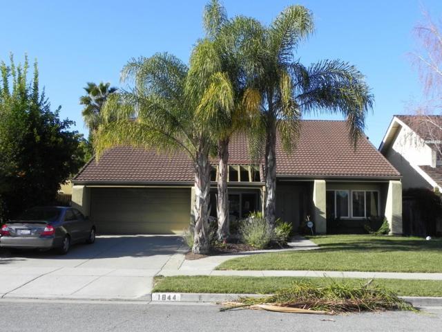1844 Schooldale Dr, San Jose, CA 95124 (#ML81692481) :: Astute Realty Inc