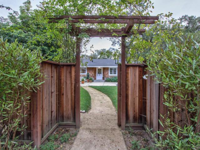 3139 Patio Dr, Pebble Beach, CA 93953 (#ML81692769) :: Brett Jennings Real Estate Experts