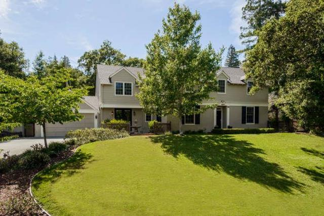580 El Cerrito Ave, Hillsborough, CA 94010 (#ML81692788) :: Brett Jennings Real Estate Experts