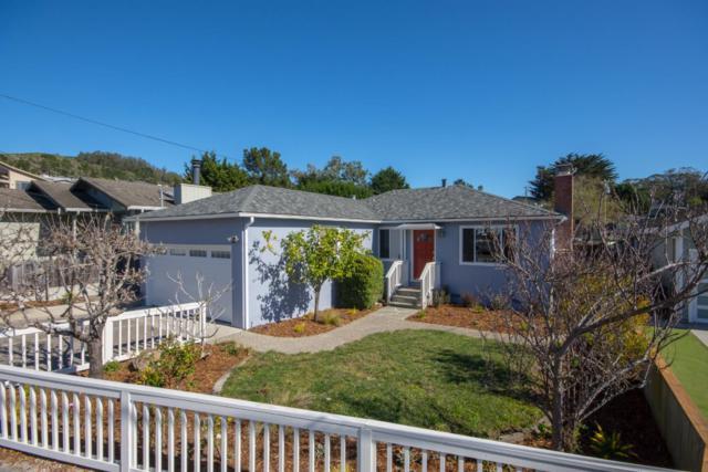 430 Montecito Ave, El Granada, CA 94019 (#ML81692798) :: The Kulda Real Estate Group