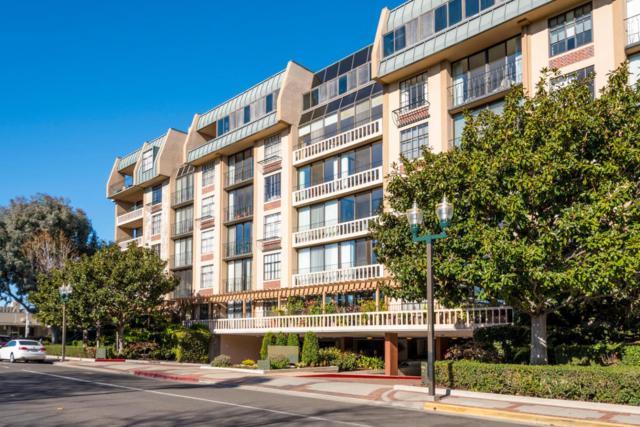 555 Laurel Ave 115, San Mateo, CA 94401 (#ML81692812) :: The Gilmartin Group