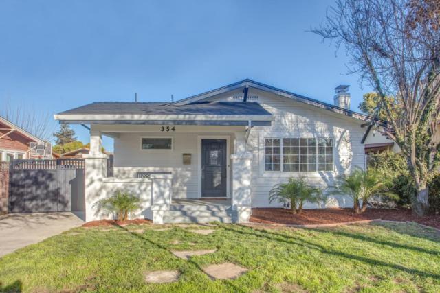 354 Menker Ave, San Jose, CA 95128 (#ML81692865) :: Astute Realty Inc