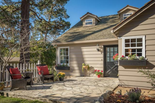 24660 Cabrillo St, Carmel, CA 93923 (#ML81692873) :: The Goss Real Estate Group, Keller Williams Bay Area Estates