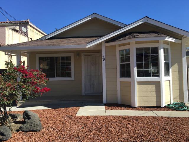 78 Mccreery Ave, San Jose, CA 95116 (#ML81692964) :: The Goss Real Estate Group, Keller Williams Bay Area Estates
