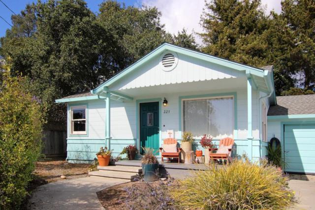 225 Fairmount Ave, Santa Cruz, CA 95062 (#ML81693083) :: Brett Jennings Real Estate Experts