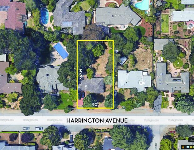 549 Harrington Ave, Los Altos, CA 94024 (#ML81693101) :: The Kulda Real Estate Group