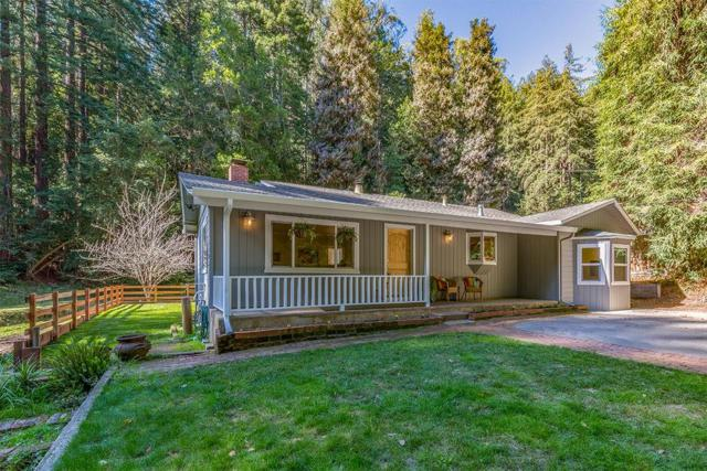 705 Mystery Spot Rd, Santa Cruz, CA 95065 (#ML81693116) :: Keller Williams - The Rose Group