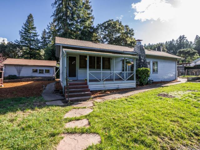 121 San Lorenzo Ave, Felton, CA 95018 (#ML81693118) :: Brett Jennings Real Estate Experts