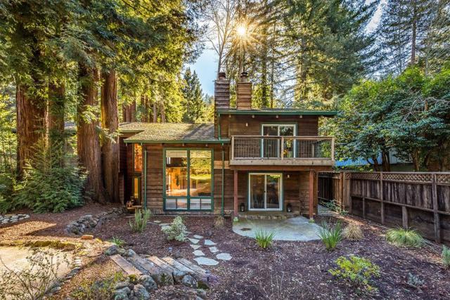 100 Hare Way, Boulder Creek, CA 95006 (#ML81693160) :: The Goss Real Estate Group, Keller Williams Bay Area Estates