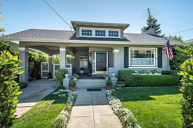 1543 Cypress Ave, Burlingame, CA 94010 (#ML81693226) :: The Gilmartin Group