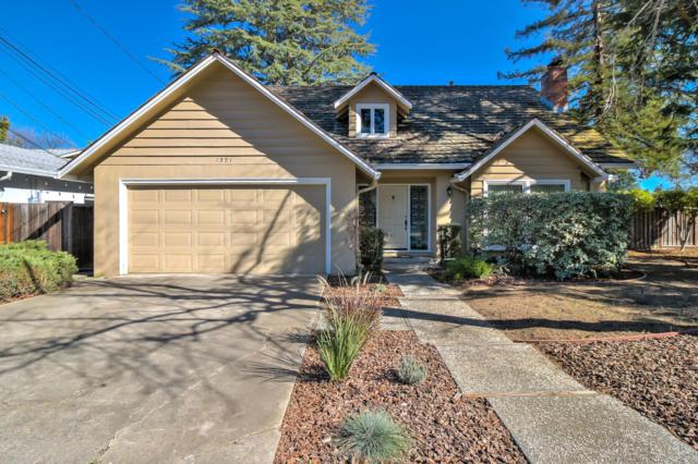 1221 Springer Rd, Mountain View, CA 94040 (#ML81693238) :: Brett Jennings Real Estate Experts