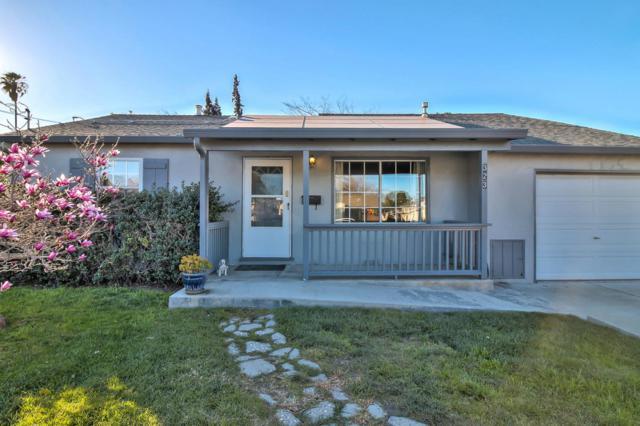 323 N Murphy Ave, Sunnyvale, CA 94085 (#ML81693307) :: von Kaenel Real Estate Group