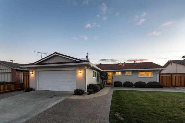 1116 Vasquez Ave, Sunnyvale, CA 94086 (#ML81693325) :: The Kulda Real Estate Group