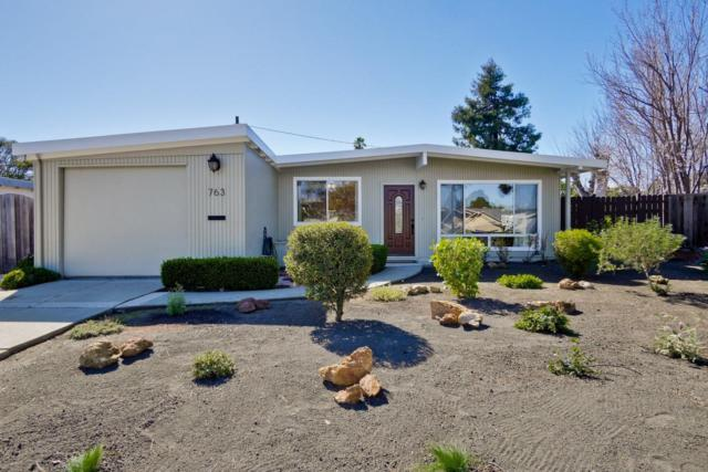 763 Madrone Ave, Sunnyvale, CA 94085 (#ML81693336) :: The Kulda Real Estate Group