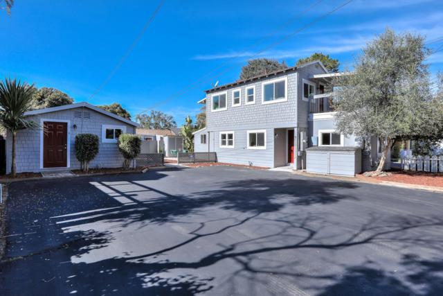 207 Oakland Ave 1, Capitola, CA 95010 (#ML81693402) :: The Kulda Real Estate Group