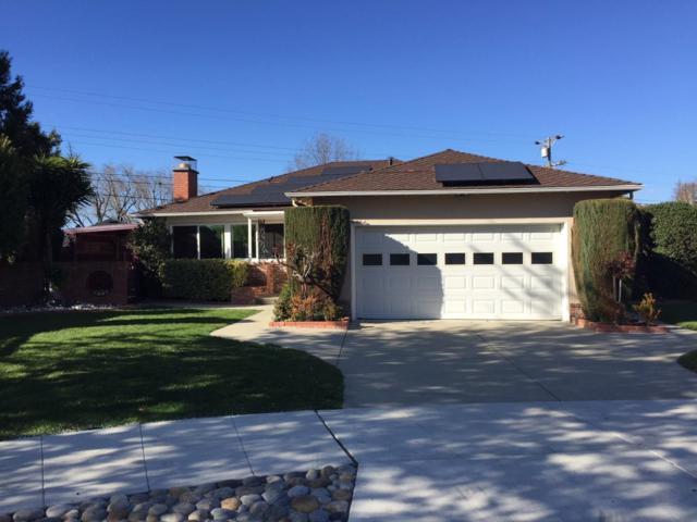 1445 Bonnie Ct, Redwood City, CA 94061 (#ML81693462) :: Keller Williams - The Rose Group