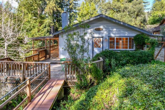 115 Estates Dr, Ben Lomond, CA 95005 (#ML81693465) :: The Kulda Real Estate Group