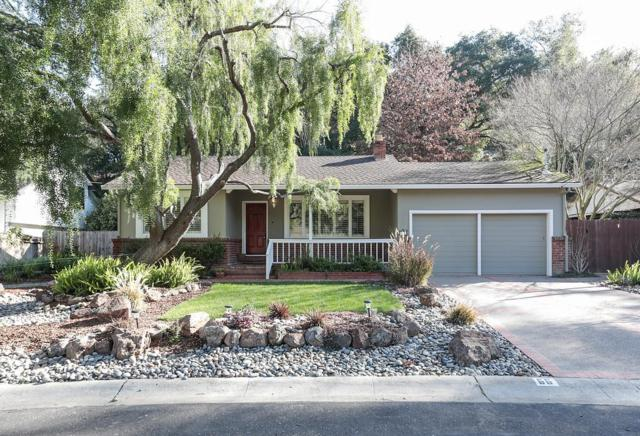 66 Oak Grove Ave, Los Gatos, CA 95030 (#ML81693471) :: von Kaenel Real Estate Group