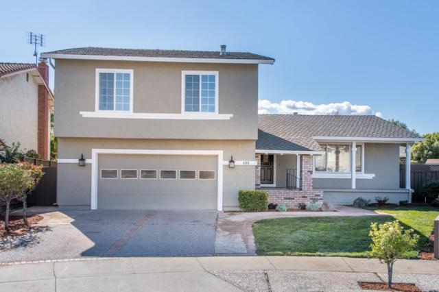 688 Dunraven Ct, San Jose, CA 95136 (#ML81693488) :: The Goss Real Estate Group, Keller Williams Bay Area Estates