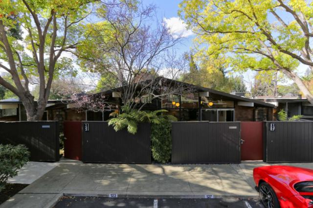 127 Greenmeadow Way, Palo Alto, CA 94306 (#ML81693513) :: The Kulda Real Estate Group
