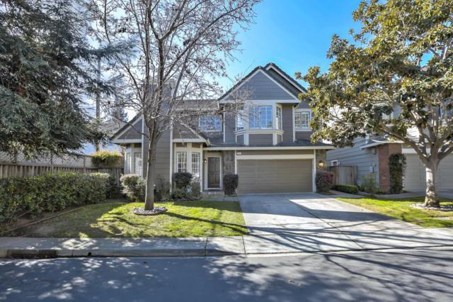 306 Tadley Ct, Redwood City, CA 94061 (#ML81693652) :: The Kulda Real Estate Group