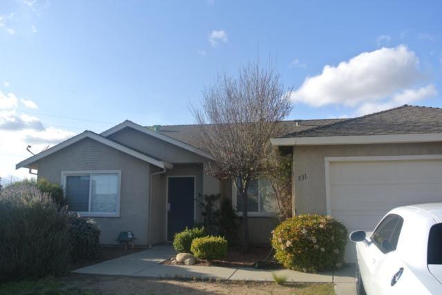 531 Daniels Cir, Soledad, CA 93960 (#ML81693831) :: The Dale Warfel Real Estate Network