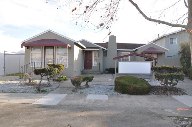 119 Park Blvd, Millbrae, CA 94030 (#ML81693855) :: The Dale Warfel Real Estate Network