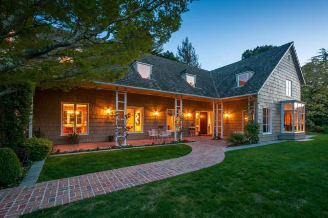 989 Hayne Rd, Hillsborough, CA 94010 (#ML81694025) :: The Gilmartin Group