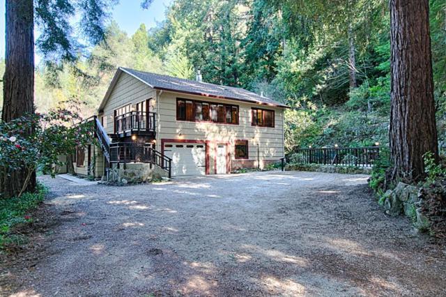 175 Stirling Way, Ben Lomond, CA 95005 (#ML81694085) :: The Dale Warfel Real Estate Network