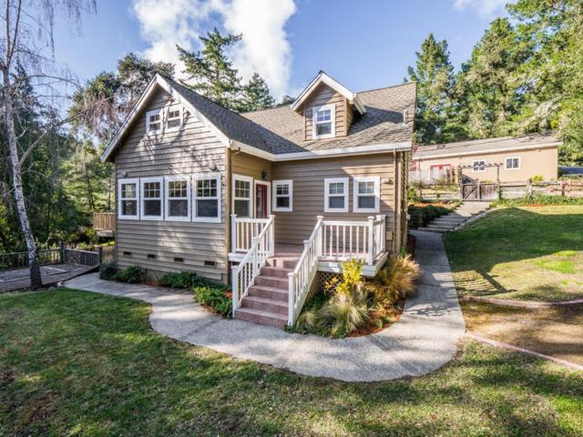 285 Arnold Ave, Ben Lomond, CA 95005 (#ML81694134) :: The Dale Warfel Real Estate Network