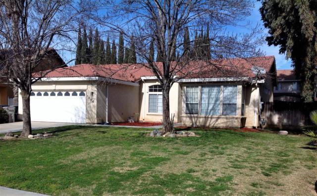 1008 Montgomery Ave, Los Banos, CA 93635 (#ML81694271) :: The Dale Warfel Real Estate Network
