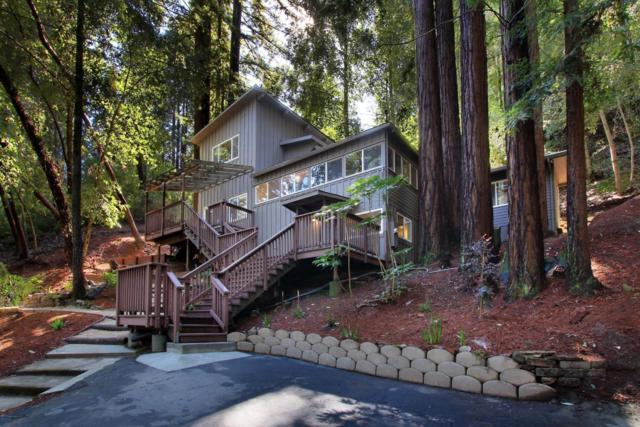 841 Acorn Dr, Boulder Creek, CA 95006 (#ML81695081) :: Intero Real Estate