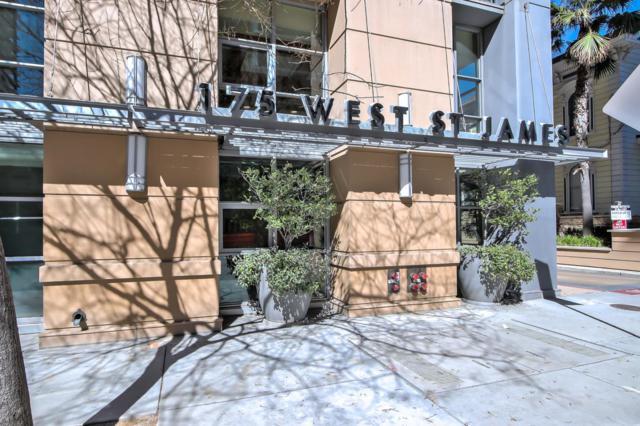 175 W Saint James St 407, San Jose, CA 95110 (#ML81695236) :: The Dale Warfel Real Estate Network